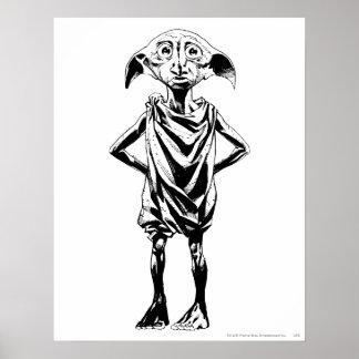 Dobby 2 print