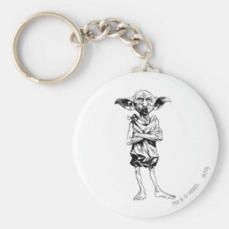 Dobby 3 key ring