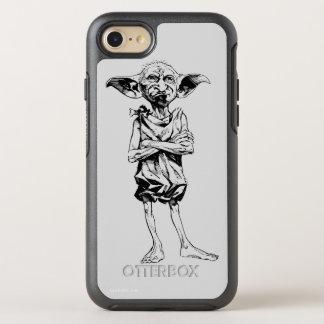 Dobby 3 OtterBox symmetry iPhone 8/7 case