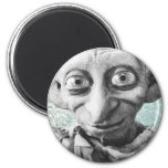 Dobby 4 6 cm round magnet