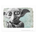 Dobby 4 post cards