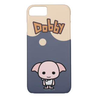 Dobby Cartoon Character Art iPhone 8/7 Case