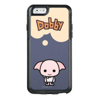 Dobby Cartoon Character Art OtterBox iPhone 6/6s Case