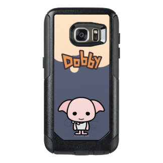 Dobby Cartoon Character Art OtterBox Samsung Galaxy S7 Case