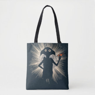 Dobby Casting Magic Tote Bag