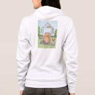 Dobby the capybara hoodie