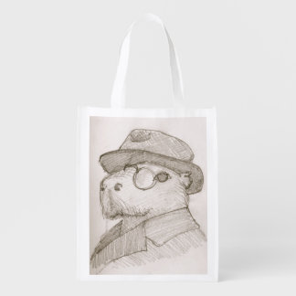 Dobby the capybara shopping bag, the candidate