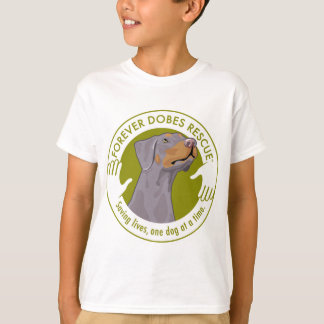 dobe-fawn-uncropped-ear-logo-8-29-11 tshirts