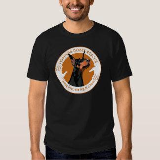 dobe-logo-round-orange shirts