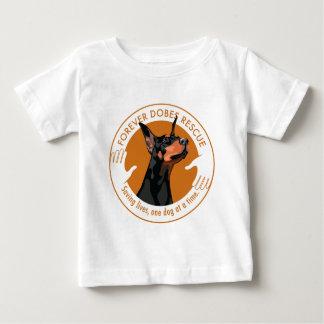 dobe-logo-round-orange t-shirts