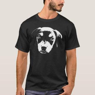 Dobe Pup -bw T-Shirt