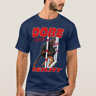 Dobe Sports Agility Design T-Shirt