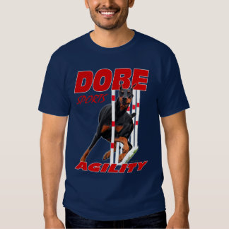 Dobe Sports Agility Design Tee Shirts