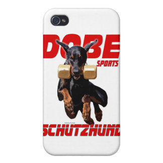 Dobe Sports Schutzhund Retrieve Case For The iPhone 4
