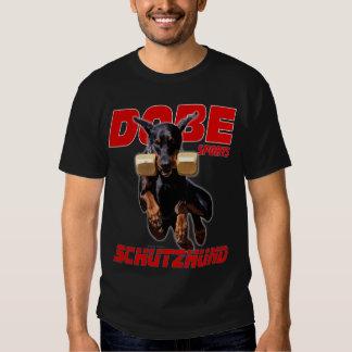 Dobe Sports Schutzhund Retrieve Tshirts