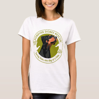 dobe-uncropped-ear-logo-8-29-11 T-Shirt