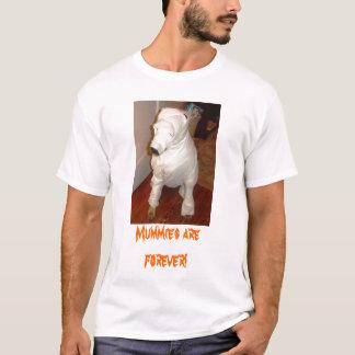 Doberman Halloween Mummy T-Shirt