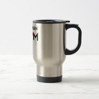 Doberman Mom Travel Mug