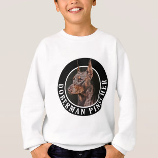 Doberman Pinscher 002 Sweatshirt