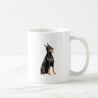Doberman Pinscher (A) Coffee Mug