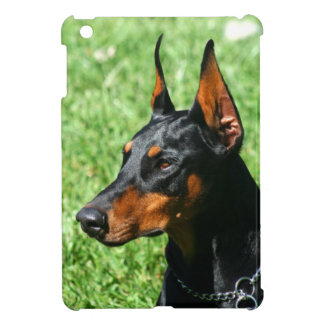 Doberman Pinscher dog ipad mini case