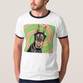 Doberman Pinscher Hypnosis T-Shirt
