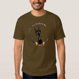 Doberman Pinscher IAAM T Shirt