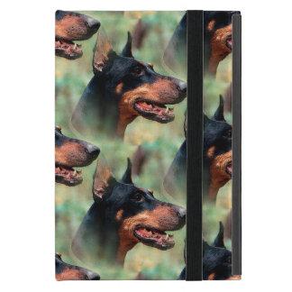 Doberman Pinscher in the Woods iPad Mini Case