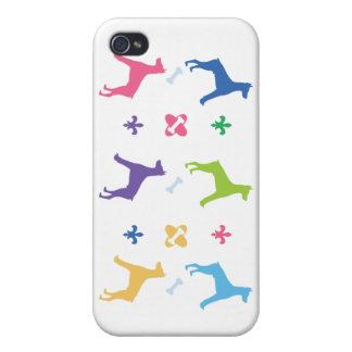 Doberman Pinscher iPhone 4 Cover