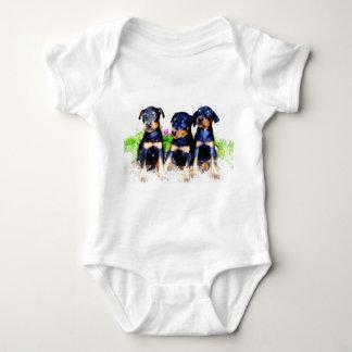 Doberman puppies T-shirt