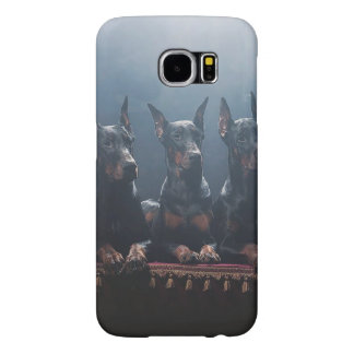 Doberman Samsung Galaxy S6, Barely There