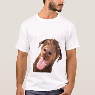 Doberman t - shirt J003