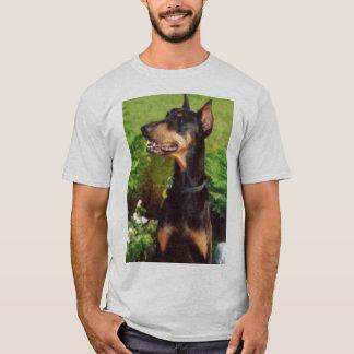 Doberman tee shirt