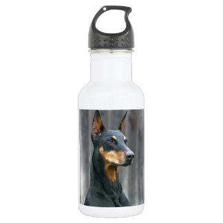 Doberman Water Bottle 532 Ml Water Bottle