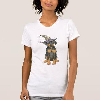 Doberman Witch Shirts