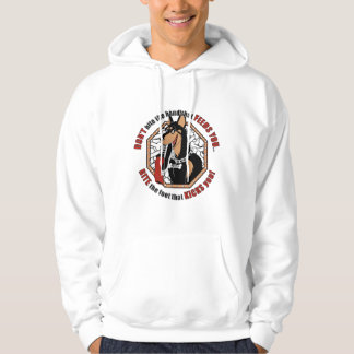 Dobermann's Rule Men's Hoodie