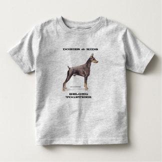 Dobies & Kids -- Doberman Pinscher Shirts