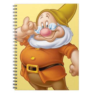 Doc 4 spiral notebook