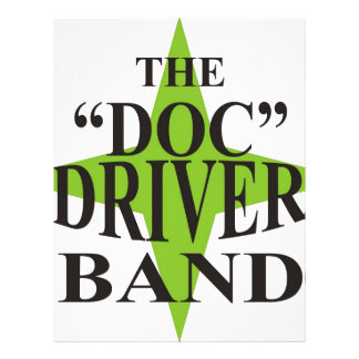 Doc Driver logo 21.5 Cm X 28 Cm Flyer