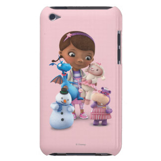 Doc McStuffins and Her Animal Friends Barely There iPod Cases