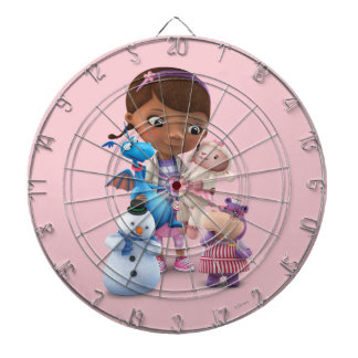 Doc McStuffins and Her Animal Friends Dartboard