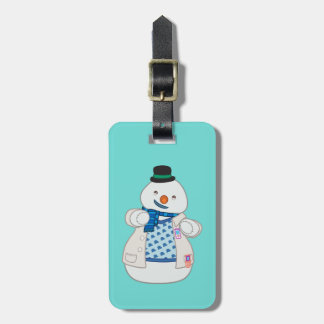 Doc McStuffins | Chilly Luggage Tag