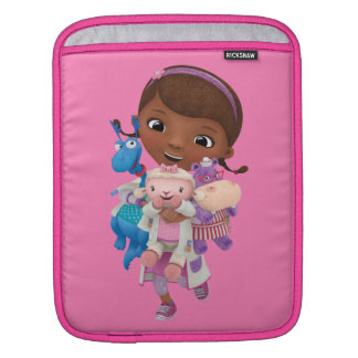 Doc McStuffins | Sharing the Care iPad Sleeve