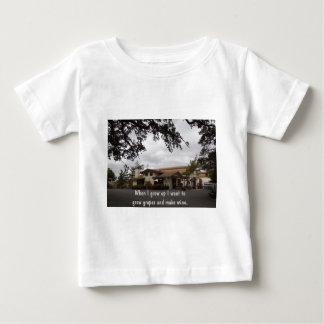 Doce Robles During Harvest Season Baby T-Shirt