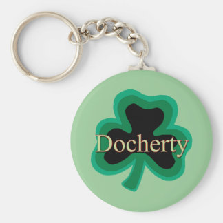 Docherty Family Key Ring