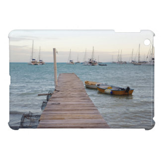 Dock and lobster pots cover for the iPad mini
