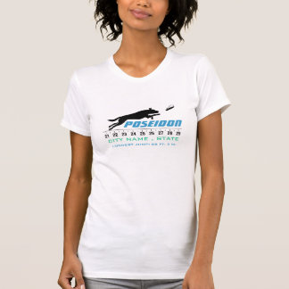 Dock Jumping Dog - T-Shirt