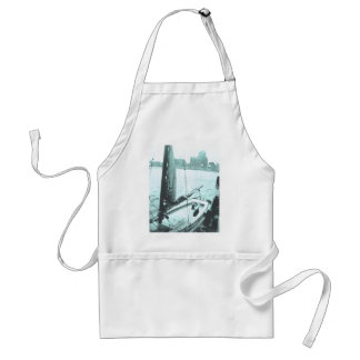 Docked Boat Aprons