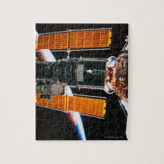 Docked Satellite Jigsaw Puzzle