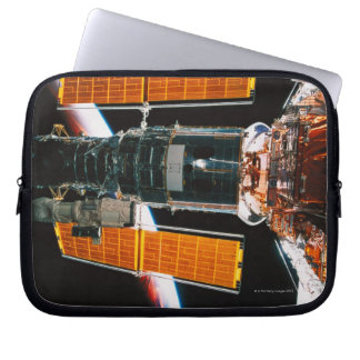 Docked Satellite Laptop Sleeve